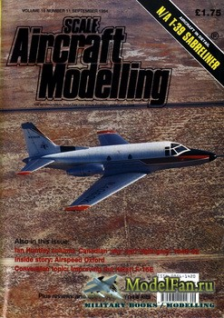 Scale Aircraft Modelling (September 1994) Vol.16 №11