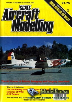 Scale Aircraft Modelling (October 1994) Vol.16 №12