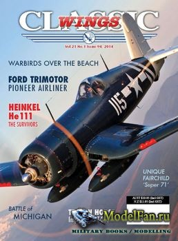 Classic Wings Vol.21 No.01