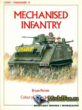 Osprey - Vanguard 38 - Mechanised Infantry