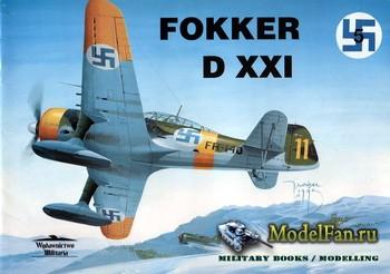 Wydawnictwo Militaria (Avia Series №5) - Fokker D XXI