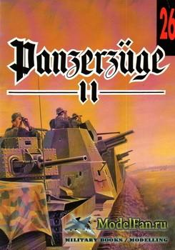 Wydawnictwo Militaria №26 - Panzerzuge II