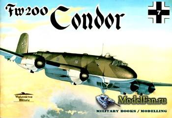 Wydawnictwo Militaria (Avia Series №7) - Fw 200 Condor