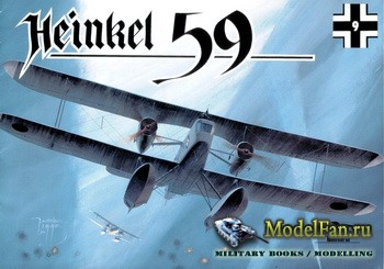 Wydawnictwo Militaria (Avia Series №9) - Heinkel 59