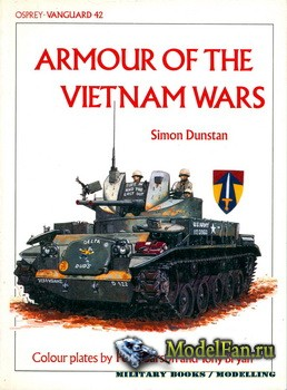 Osprey - Vanguard 42 - Armour of the Vietnam Wars