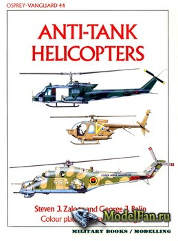 Osprey - Vanguard 44 - Anti-Tank Helicopters