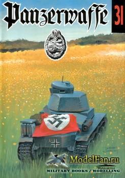 Wydawnictwo Militaria №31 - Panzerwaffe