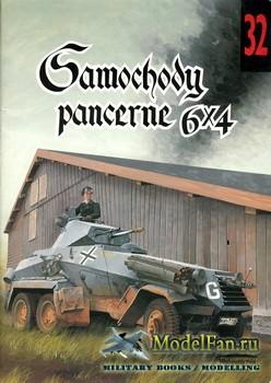 Wydawnictwo Militaria №32 - Samochody Pancerne 6x4