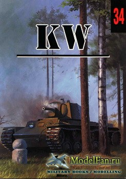 Wydawnictwo Militaria №34 - KW