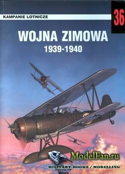 Wydawnictwo Militaria №36 - Wojna Zimowa 1939-40