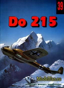 Wydawnictwo Militaria №39 - Dornier Do 215