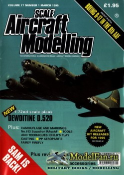 Scale Aircraft Modelling (March 1995) Vol.17 №1