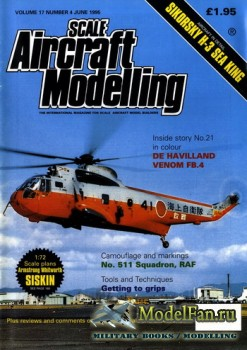 Scale Aircraft Modelling (June 1995) Vol.17 №4