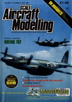 Scale Aircraft Modelling (July 1995) Vol.17 №5