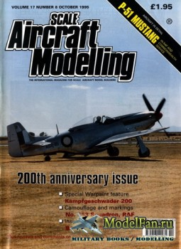Scale Aircraft Modelling (October 1995) Vol.17 №8