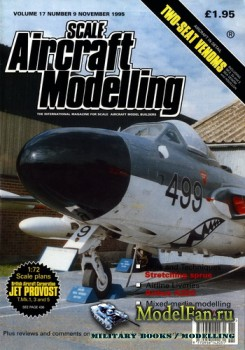 Scale Aircraft Modelling (November 1995) Vol.17 №9