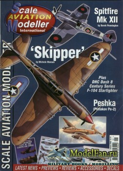 Scale Aviation Modeller International (January 2000) Vol.6 №1