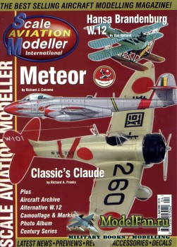 Scale Aviation Modeller International (April 2000) Vol.6 №4
