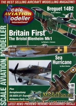 Scale Aviation Modeller International (June 2000) Vol.6 №6