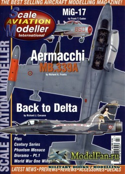 Scale Aviation Modeller International (July 2000) Vol.6 №7
