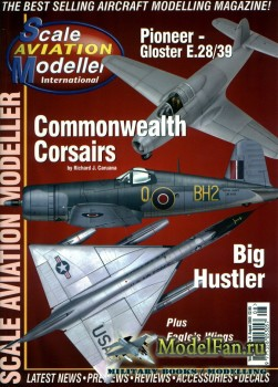 Scale Aviation Modeller International (August 2000) Vol.6 №8