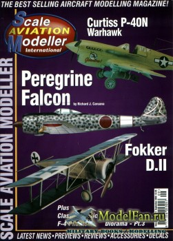 Scale Aviation Modeller International (September 2000) Vol.6 №9