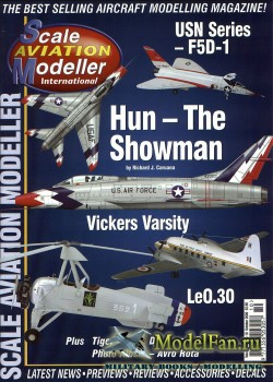 Scale Aviation Modeller International (October 2000) Vol.6 №10