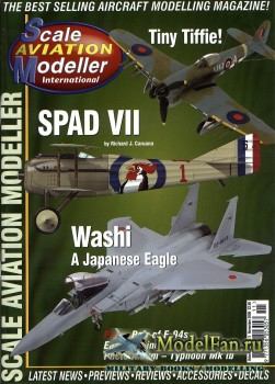 Scale Aviation Modeller International (November 2000) Vol.6 №11