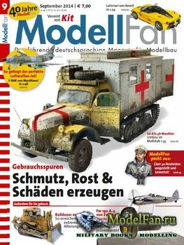 ModellFan (September 2014)