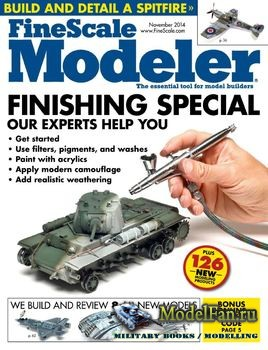 FineScale Modeler Vol.32 №09 (November) 2014