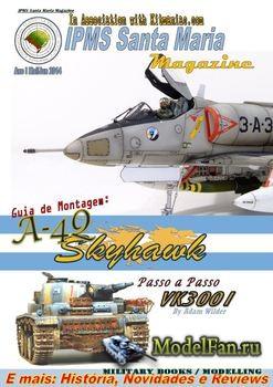 IPMS Santa Maria Magazine №3