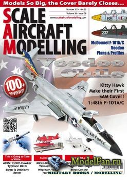 Scale Aircraft Modelling (October 2014) Vol.36 №8