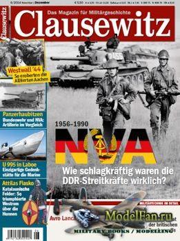 Clausewitz: Das Magazin fur Militargeschichte №6/2014