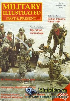 Military Illustrated: Past & Present №6 1987