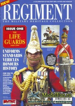 Regiment №1 - The Life Guards 1660-1994