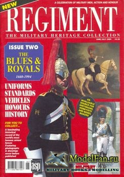 Regiment №2 - The Blues & Royals 1660-1994