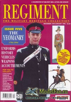 Regiment №5 - The Yeomanry 1794-1994