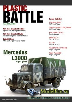 Plastic Battle №2 2011