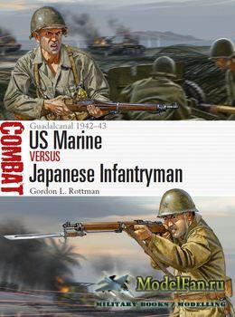 Osprey - Combat 8 - US Marine vs Japanese Infantryman