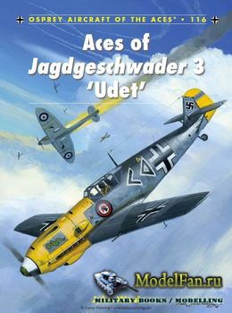 Osprey - Aircraft of the Aces 116 - Aces of Jagdgeschwader 3