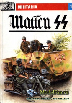 Wydawnictwo Militaria (Militaria №1) - Waffen SS