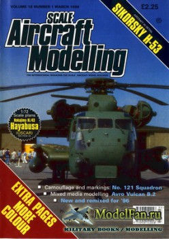 Scale Aircraft Modelling (March 1996) Vol.18 №1