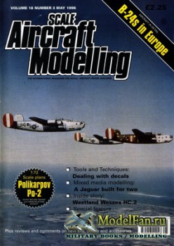 Scale Aircraft Modelling (May 1996) Vol.18 №3