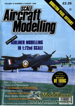 Scale Aircraft Modelling (August 1996) Vol.18 №6