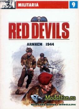 Wydawnictwo Militaria (Militaria №9) - Red Devils. Arnhem 1944