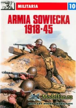 Wydawnictwo Militaria (Militaria №10) - Armia Sowiecka 1918-45