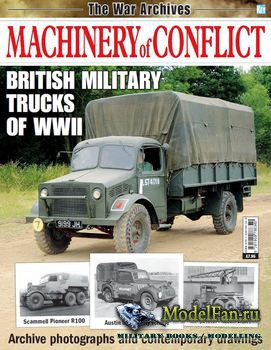 British Military Trucks of WWII