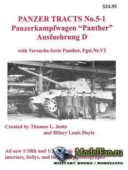 Panzer Tracts No.5-1 - Panzerkampfwagen