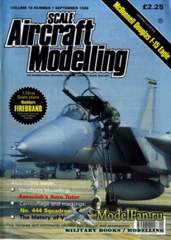Scale Aircraft Modelling (September 1996) Vol.18 №7