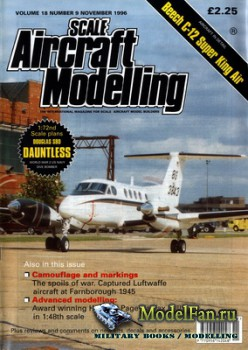 Scale Aircraft Modelling (November 1996) Vol.18 №9